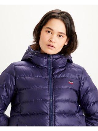 Zimné bundy pre ženy Levi's® - fialová