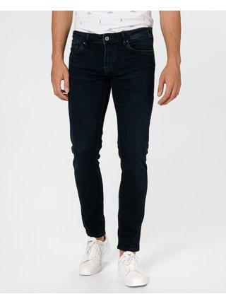 Slim fit pre mužov Pepe Jeans - modrá