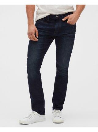 Slim fit pre mužov GAP - modrá