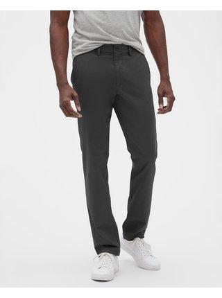 Voľnočasové nohavice pre mužov GAP - sivá
