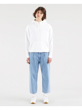 Stay Loose Pleated Crop Jeans Levi's®