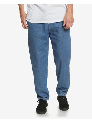 Straight fit pre mužov Quiksilver - modrá