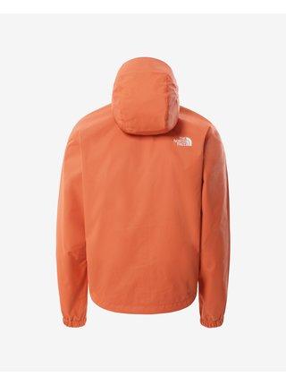Ľahké bundy pre mužov The North Face - oranžová