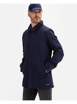 Kabáty pre mužov Scotch & Soda - modrá
