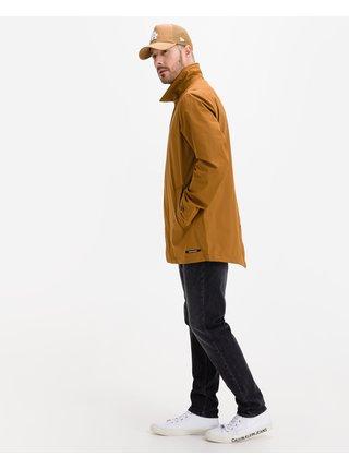 Kabáty pre mužov Scotch & Soda - hnedá