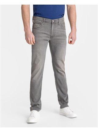 Straight fit pre mužov Lee - sivá
