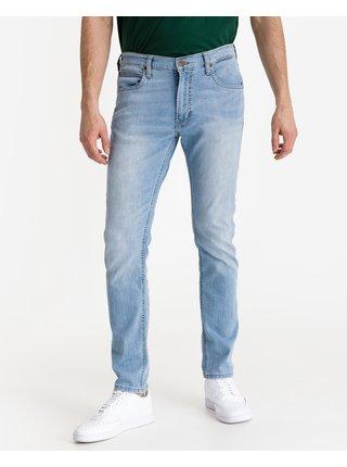 Straight fit pre mužov Lee - modrá
