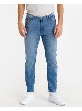 Slim fit pre mužov Lee - modrá