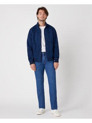 Ľahké bundy pre mužov Wrangler - modrá