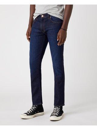 Slim fit pre mužov Wrangler - modrá