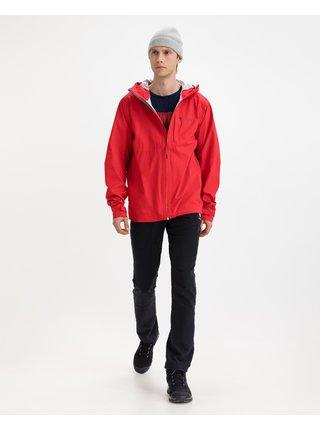 Ľahké bundy pre mužov Columbia - červená
