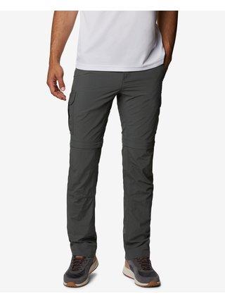 Voľnočasové nohavice pre mužov Columbia - sivá