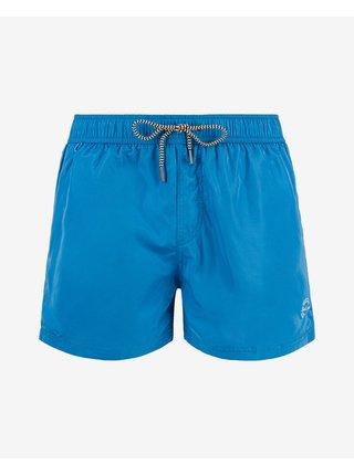 Plavky pre mužov Salsa Jeans - modrá