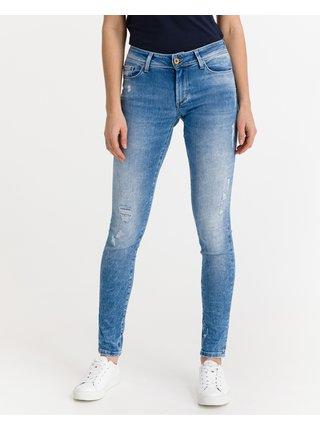 Skinny fit pre ženy Salsa Jeans - modrá