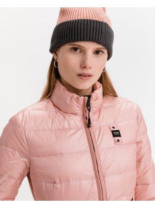 Zimné bundy pre ženy Blauer - ružová