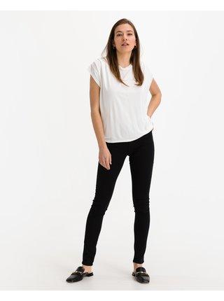 Slim fit pre ženy ICHI - čierna