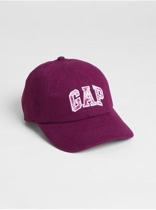 Červená dámská kšiltovka GAP Logo baseball hat