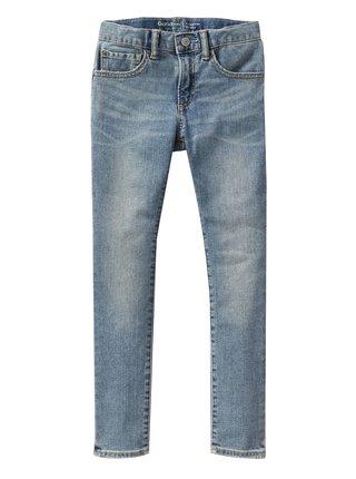 Modré klučičí džíny skinny fit jeans with Washwell