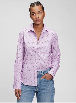 Růžová dámská košile perfect shirt