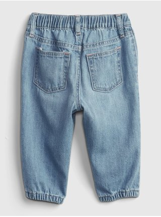 Modré holčičí džíny med denim original