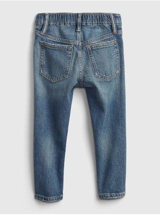 Modré klučičí džíny džinsy easy taper easy taper