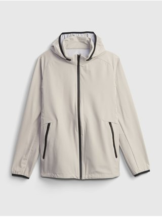 Šedá pánská bunda active jacket