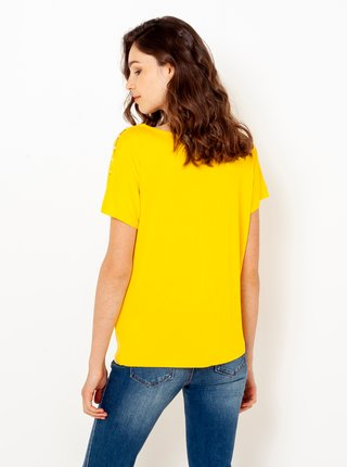 Žlutý top CAMAIEU