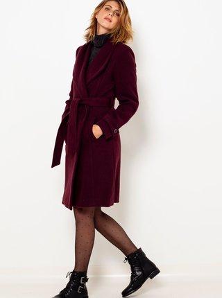 Vínový kabát CAMAIEU
