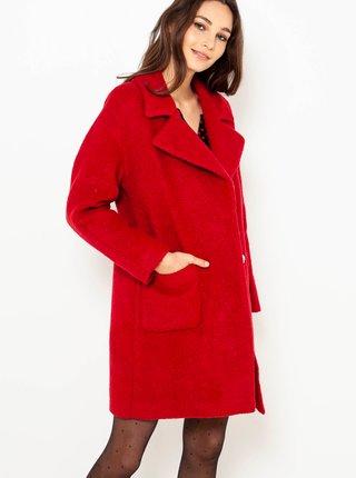 Kabáty pre ženy CAMAIEU - červená