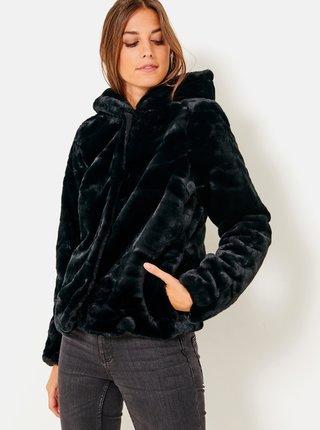 Zimné bundy pre ženy CAMAIEU - čierna