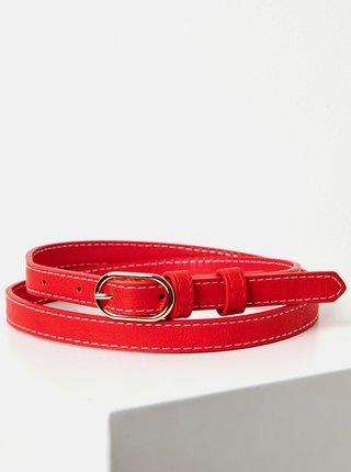 Červený pásek CAMAIEU