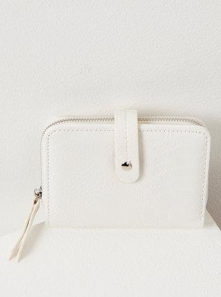 Biela peňaženka CAMAIEU