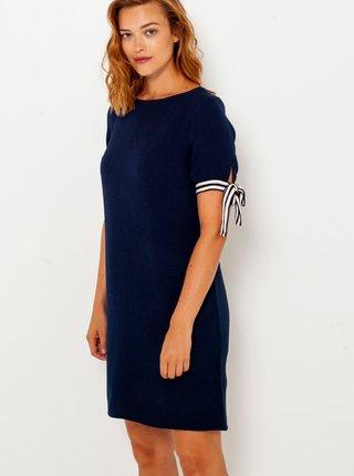 Šaty na denné nosenie pre ženy CAMAIEU - tmavomodrá