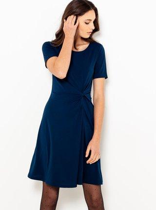 Spoločenské šaty pre ženy CAMAIEU - tmavomodrá
