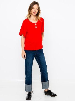Červené tričko CAMAIEU