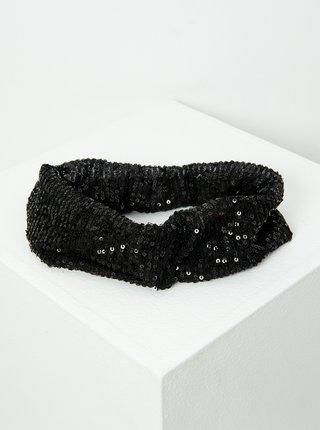 Černá čelenka CAMAIEU