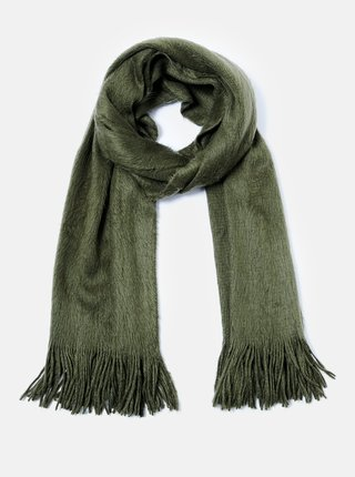 Zelený šál CAMAIEU