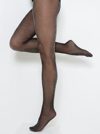 Šedé punčochové kalhoty CAMAIEU