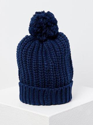 Tmavě modrá čepice CAMAIEU