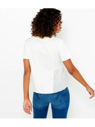 Bílé tričko CAMAIEU