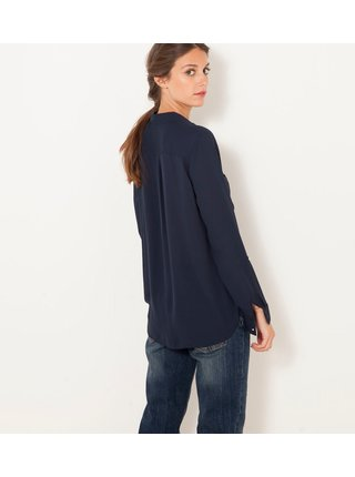 Tmavě modrá košile CAMAIEU