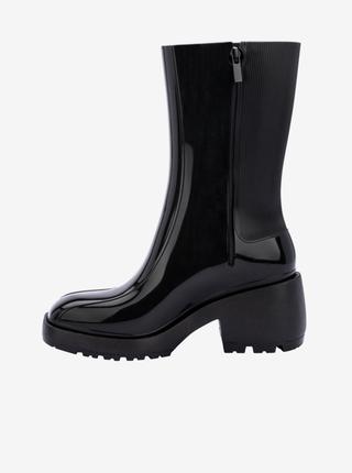 Černé dámské kotníkové boty Melissa Nancy boots