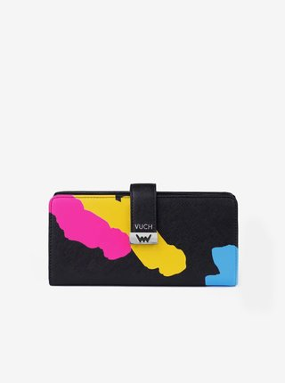 Vuch čierne peňaženka Aureli