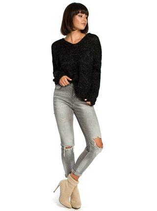 BeWear svetr * černá