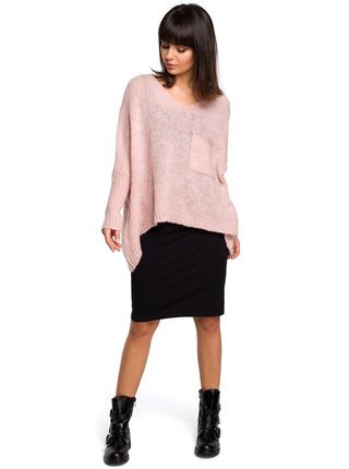 BeWear svetr * růžová