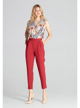 Figl kalhoty  -  tmavá
