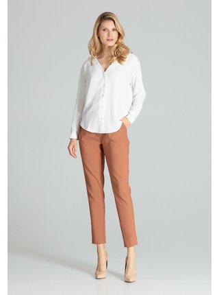 Figl košile  -  ecru