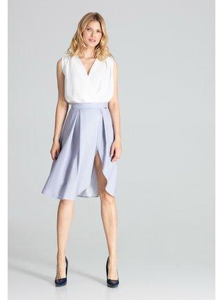 Figl sukně  -  šedá