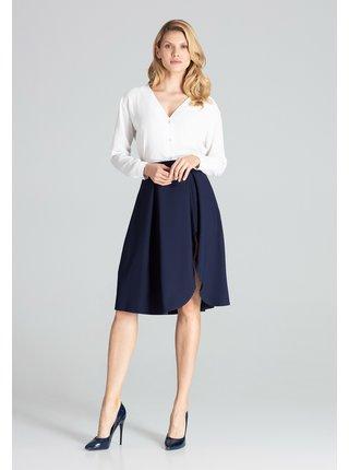 Figl sukně  -  námořnická