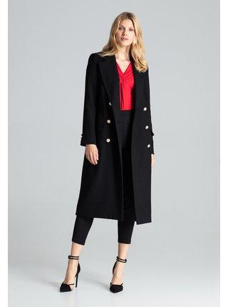 Figl kabát  -  černá